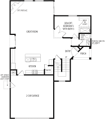 home plan 2 chase run