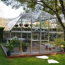 Greenhouse 6x8 Americana 12 U0027 X 12 U0027 Greenhouse With Premium Accessory Package