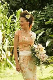 wedding dress batik batik welcome