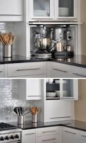 kitchen design images best 25 appliance garage ideas on pinterest diy hidden kitchen