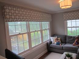 home design window treatment ideas for family room cabin shed