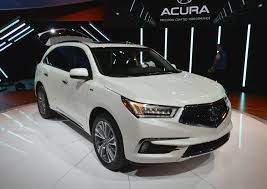 acura mdx vs lexus 2017 acura mdx preview