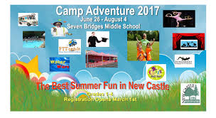summer day camps new castle town