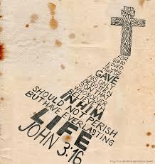 john 3 16 typography by axnakshan on deviantart faith