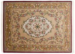 Gold Oriental Rug Savonnerie Design Rugs U0026 Carpets Carpets By Dilmaghani