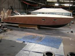 Free Wood Speed Boat Plans by Simos