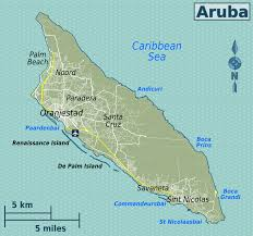World Map Aruba by Aruba U2013 Travel Guide At Wikivoyage