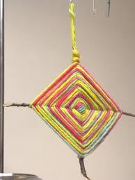 suburbia how to make a god s eye woven ornament