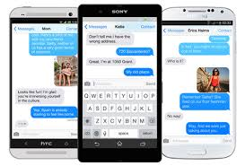 imessage chat apk free imessage chat for android