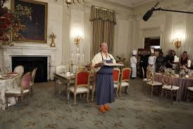 White House Dining Room Navy Seal Team Helps Celebrity Chef Mario Batali Cook Obama U0027s