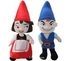 gnomeo juliet disney film movie plush toys 12