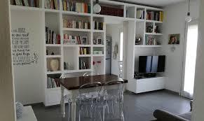libreria ponte la libreria a ponte nel living casafacile