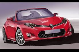can you get a new car with no credit new mg sports car in development autocar