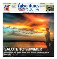 adventures in scouting august september 2015 by heart of america