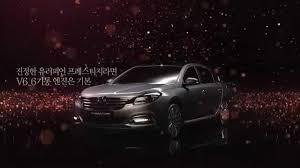 renault samsung sm7 renault samsung sm7 nova 2014 commercial 1 korea 르노삼성 sm7