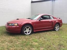 02 Black Mustang Gt 2003 Ford Mustang For Sale Carsforsale Com