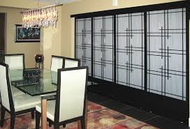 japanese cloth room divider functional decoration with japanese