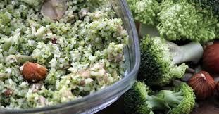 cuisiner le brocolis frais duo d émiettés de brocoli cru association manger santé bio