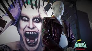 dc universe halloween costumes dc universe exhibit warner bros studio tour hollywood 2016
