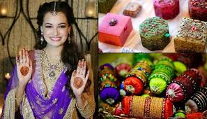 Indian Wedding Gifts For Bride 9 Trendy And Exciting Mehendi Gift Ideas That All Your Guests Will