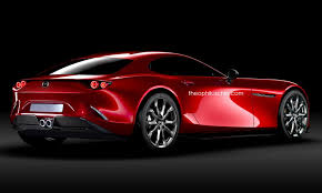 mazda rx 7 mazda u0027s rx concept rendered as a production rx 7