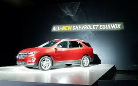 2018 chevrolet equinox the new equinox on the equinox the car