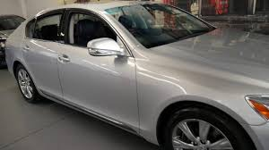 2008 my09 lexus gs300 update series 94 000 klms youtube