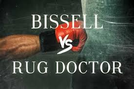 bissell big green vs rug doctor which is the best best carpet