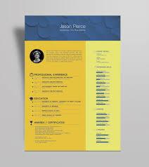 beautiful resume template designing pinterest resume