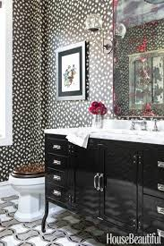 Wallpaper Ideas For Small Bathroom Powder Room Decorating Ideas Powder Room Design And Pictures