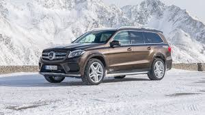 mercedes jeep 2016 white mercedes gls 350d 4matic 2016 review by car magazine