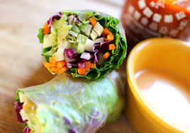 where to buy rice paper wraps vegetable rolls recipe with brown rice paper lettuce be