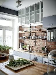 brick kitchen ideas exposed brick kitchen ambiance brick wall exposed brick wall kitchen