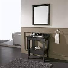 Solid Wood Bathroom Cabinet Solid Wood Bathroom Vanities From Lowe U0027s Canada