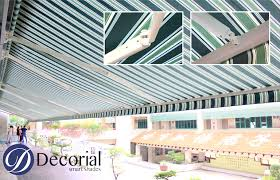 Foldable Awning Decorial Retractable Awning Singapore U0026 Outdoor Shades
