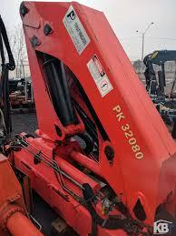 palfinger pk 32080a knuckle boom crane for sale
