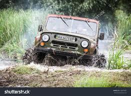 jeep mudding clipart lubotin ukraine july 23 2016 rfc stock photo 618587087 shutterstock