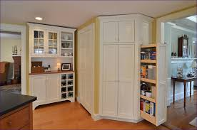 furniture amazing black corner hutch cabinet blind corner