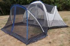 northpole 2 room dome with canopy 6 person tent 15x12ft 2 doors