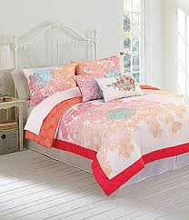 Dillards Girls Bedding by Jessica Simpson Sherbet Lace Bedding Collection Dillards