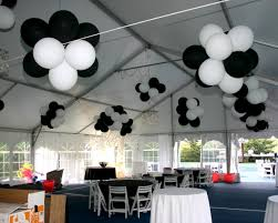 Balloon Ceiling Decor Corporate Award Banquet Balloons By Design