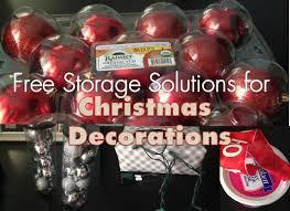 Christmas Decorations Storage Ideas by Christmas Storage Ideas Littlehousesbigdogs