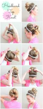 top knot headband headband top knot