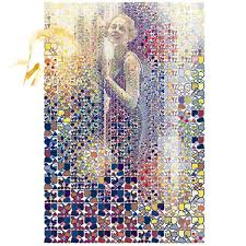 michelangelo wooden jigsaw puzzles 1000 pieces mosaic