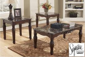 north shore coffee table gorgeous table sets brought to your home by ashley signature design