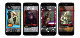 wars cards the lowdown on the wars card trader app nerdist