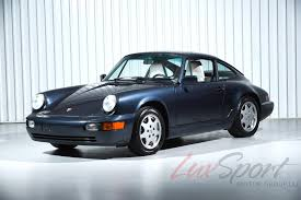 1990 porsche 911 1990 porsche 964 carrera 2 coupe carrera stock 1990162 for sale