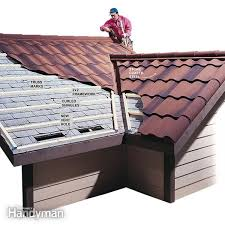 how to install metal roofing over shingles family handyman