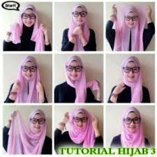 tutorial hijab persegi berkacamata index of wp content uploads 2015 03