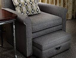 Patio Chair With Hidden Ottoman 26 Wonderful Patio Chairs With Slide Under Ottomans Pixelmari Com